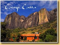 Camp Catta Madagascar